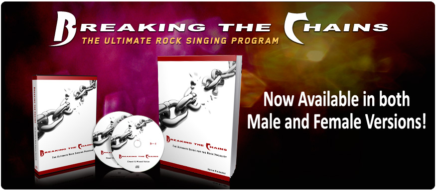Rock Singing Course